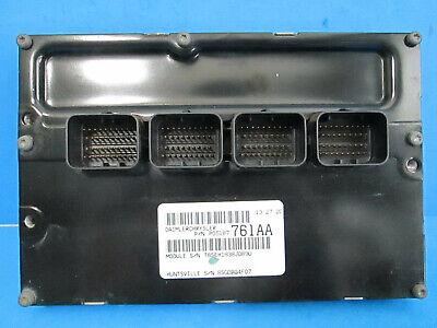 2007 Chrysler PT Cruiser 2.4L PCM ECM ECU Part# 5187721 REMAN Engine Computer