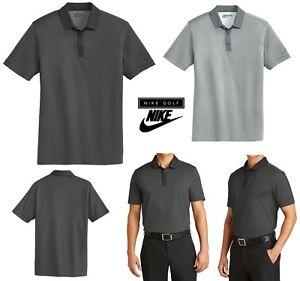 8b29837fb7cc La foto se está cargando Para-hombres-Nike-Golf-Dri-Fit-de-manga-