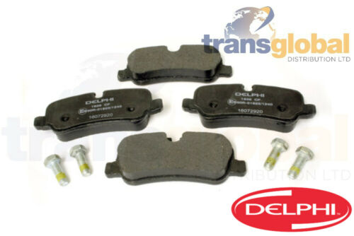 Rear Brake Pads for Land Rover Discovery 3 4 Range Rover Sport Delphi LR055454