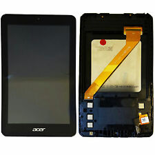 """Touch Screen Digitizer + LCD Display Assembly 7"""" Acer Iconia One 7 B1-760HD New"""