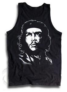 Che-Guevara-Cuba-Insurgent-Guerrilla-Mens-Sleeveless-Muscle-T-Tank-Top-Sm-2XL