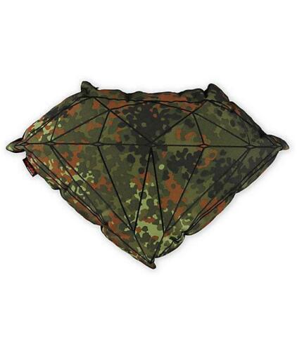 Diamond Supply Co Brilliant Camo Pillow Faux Suede Plush