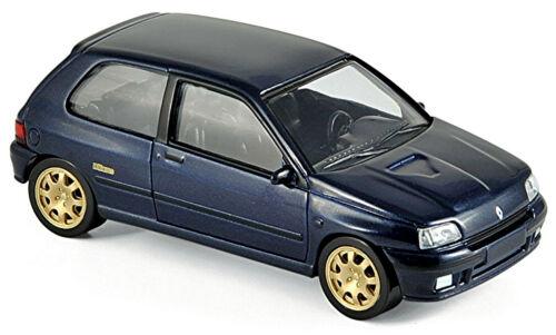 Renault Clio Williams 16V Clio I Typ 57 1993-97 blau blue metallic 1:43 Norev