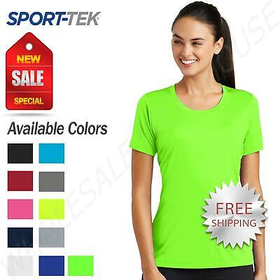 Sport Tek Womens Dry Fit Workout Moisture Wicking Tough T Shirt M Lst320 Ebay There are 144 products available. ebay