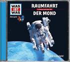 Was ist was Hörspiel-CD: Raumfahrt/ Der Mond von Manfred Baur (2014)