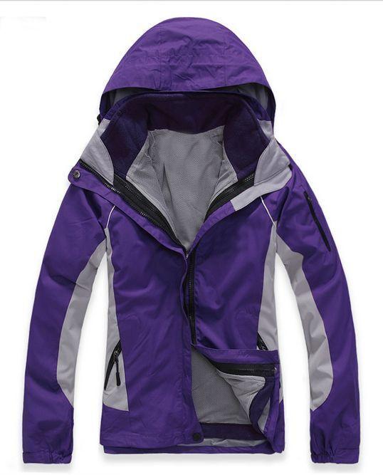 D14 daSie Lady lila Ski Snow Snowboard Winter Waterproof Jacket 6 8 10 12 14