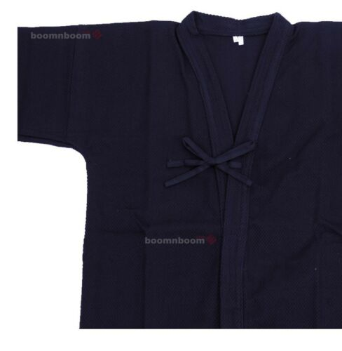 NEW Authentic Kendo Uniform KEIKOGI High Quality Kendo Jacket NavyBlue-US Seller