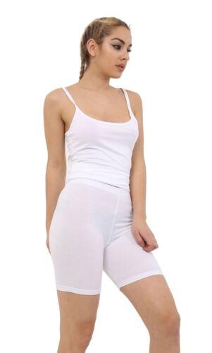 Femmes en coton longueur 1//2 summer legging halloween Cyclisme Short Robe Décontractée