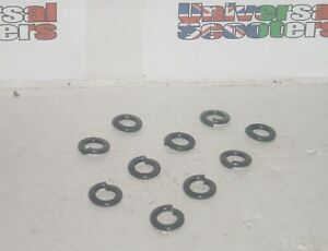 Vespa-engine-M7-Metric-spring-washer-7mm-x10-New-Zinc-Plated