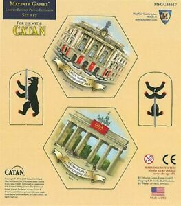 Catan-World-Championship-2014-Promo-17-Hexes-Mayfair-Games-Settlers-MFGG33617