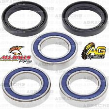 All Balls Rear Wheel Bearings & Seals Kit For Suzuki RMZ 450 2011 11 Motocross