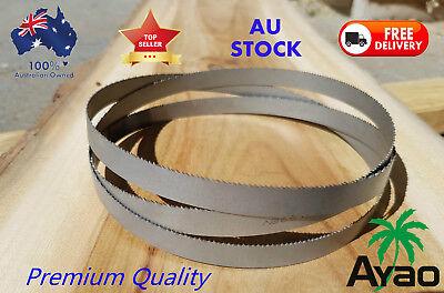 AYAO WOOD BAND SAW BANDSAW BLADE 1510-1512mm X 6.35mm X 10TPI Premium Quality