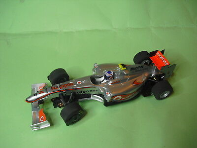 Scalextric Mclaren Mercedes Mp4-24 Button Neu 1/32 Ohne Schachtel Lot 10 Kinderrennbahnen