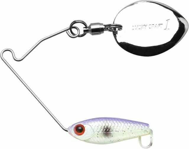 Lucky Craft Area/'s 3//16-261 Table Rock Shad for sale online