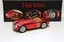 1:18 HOT WHEELS ELITE FERRARI 166 mm RED NEW in Premium-MODELCARS