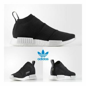 66f90f2e5dce2 Adidas Original NMD PK City Sock Gore Tex Boost Shoes Black ...