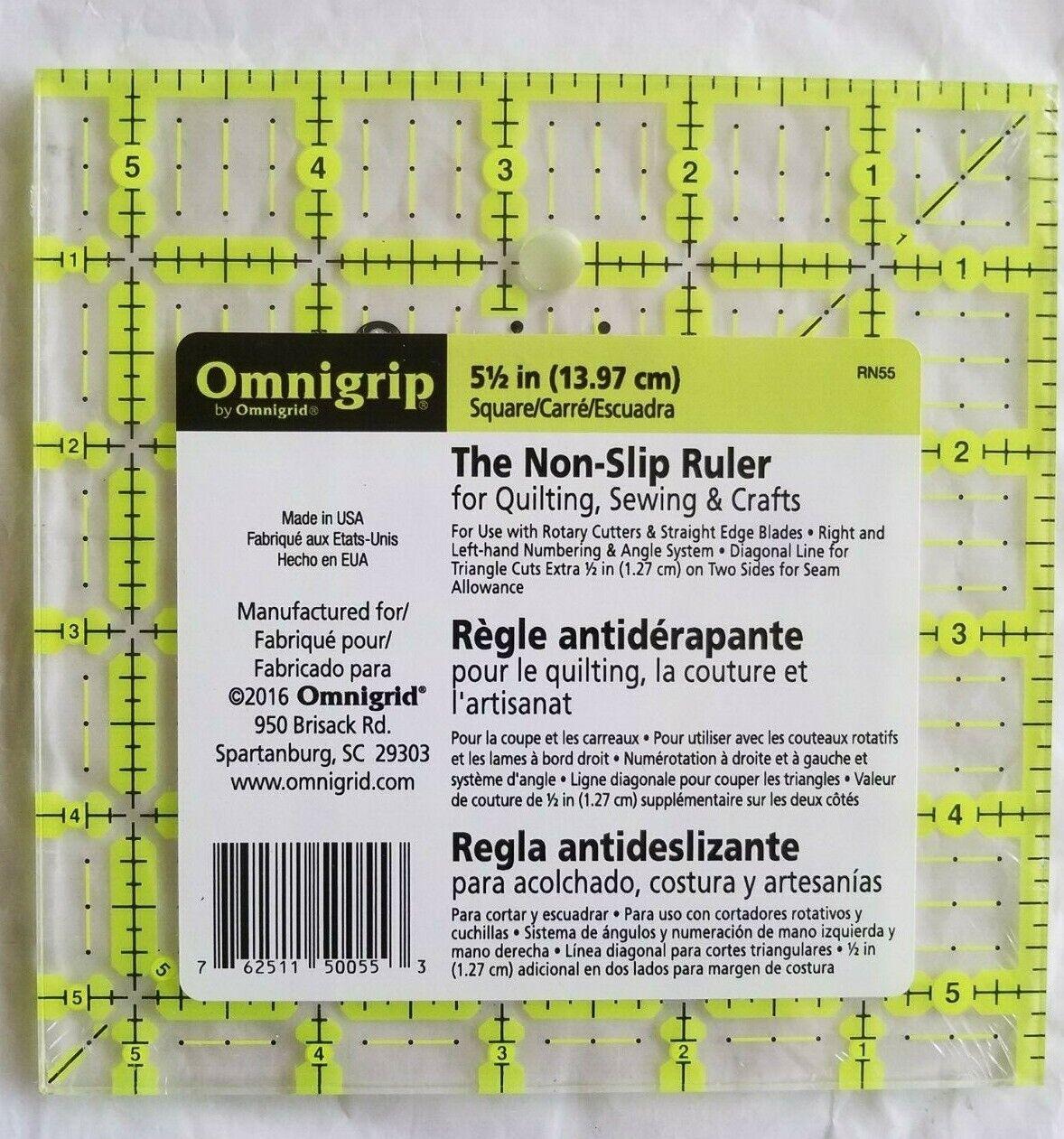 OMNIGRID OMGR258 RULER 2 5X8