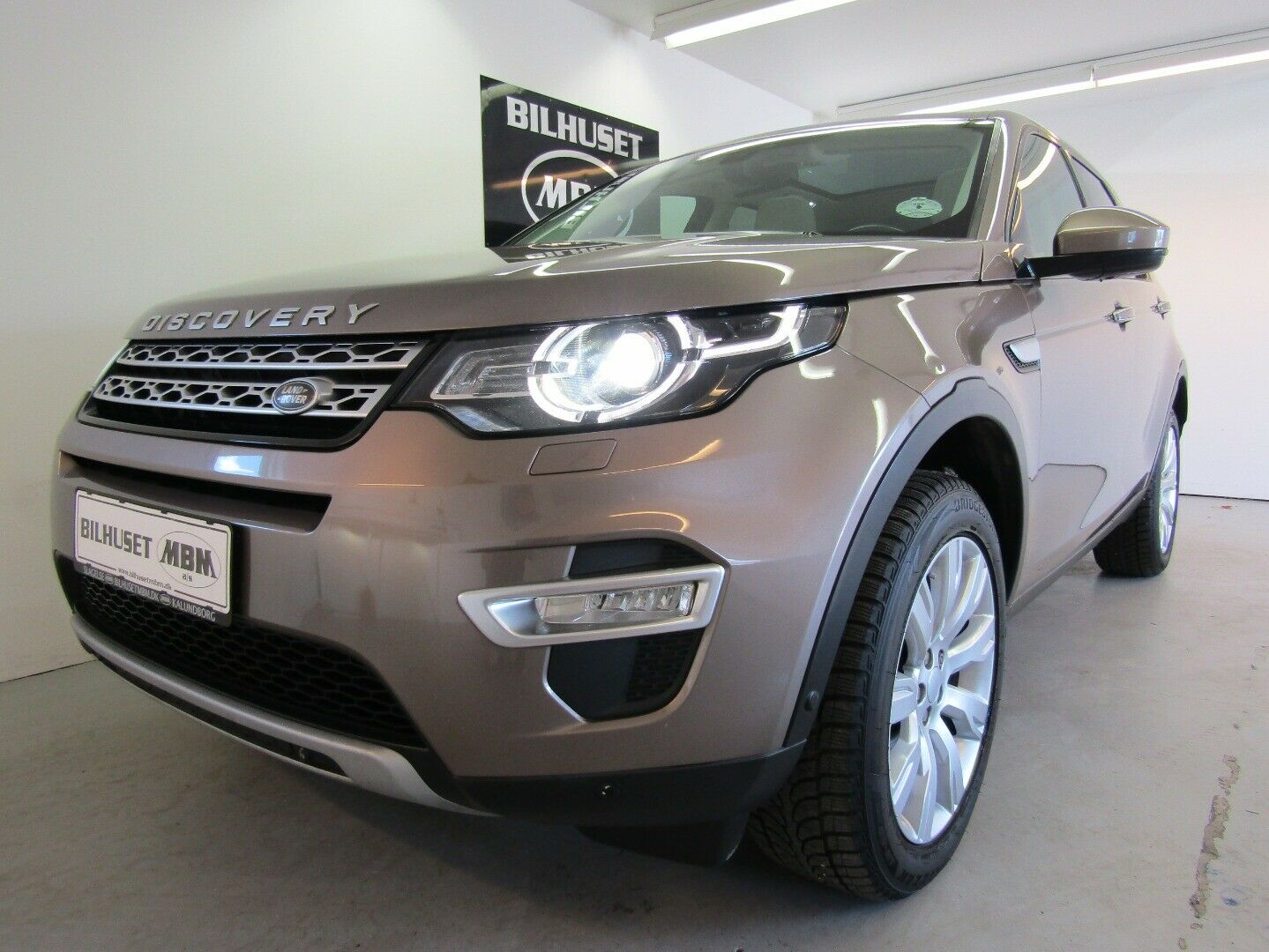 Land Rover Discovery Sport 2,0 TD4 150 HSE Luxury aut. 5d