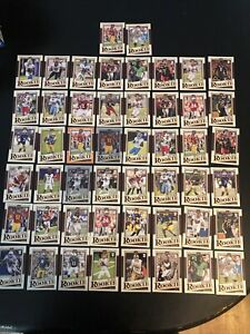 2021 Panini Legacy Football ROOKIE LOT (50 CT.) ROOKIE CARDS, SEE PICTURES!