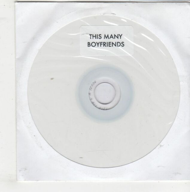 (GQ513) This Many Boyfriends, This Many Boyfriends - DJ CD