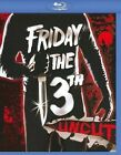 Friday The 13th Uncut 0883929302178 Blu-ray Region a