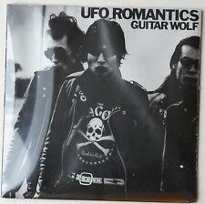 GUITAR WOLF 'UFO Romantics' vinyl LP 2003 sealed Japan punk rock Munster Skydog