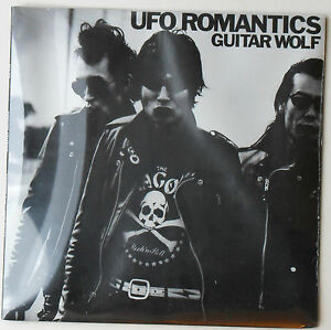 GUITAR-WOLF-039-UFO-Romantics-039-vinyl-LP-2003-sealed-Japan-punk-rock-Munster-Skydog