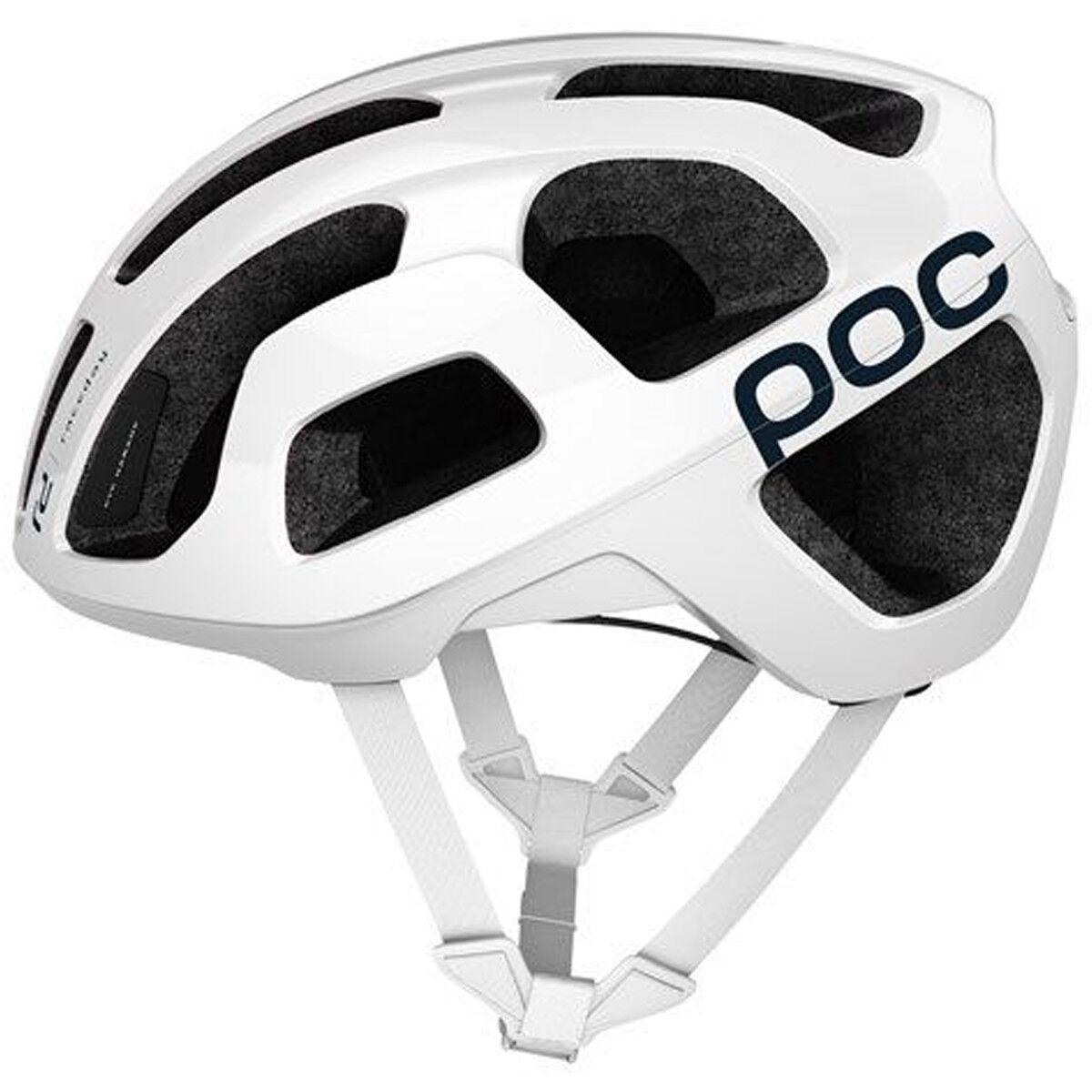 POC Octal Raceday (CPSC) bicicleta ciclismo casco hidrógeno blancooo Pequeño S 50 56 Cm