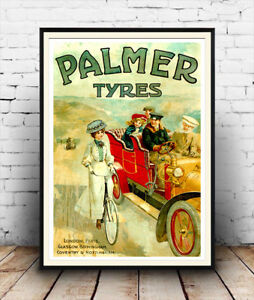 Vintage Huntley and Palmers Biscuits Advertising Poster A3 A2  Reprint