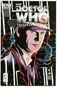 DOCTOR-WHO-Prisoners-of-Time-5-NM-2013-IDW-Tardis-more-DW-in-store