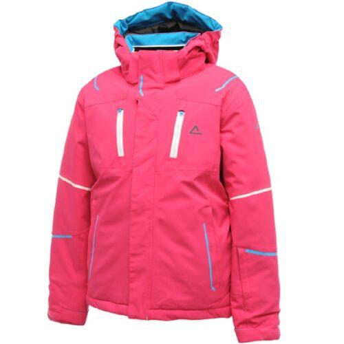 D2B Girls Kids Childrens Ski Snow Waterproof Insulated Winter Jacket