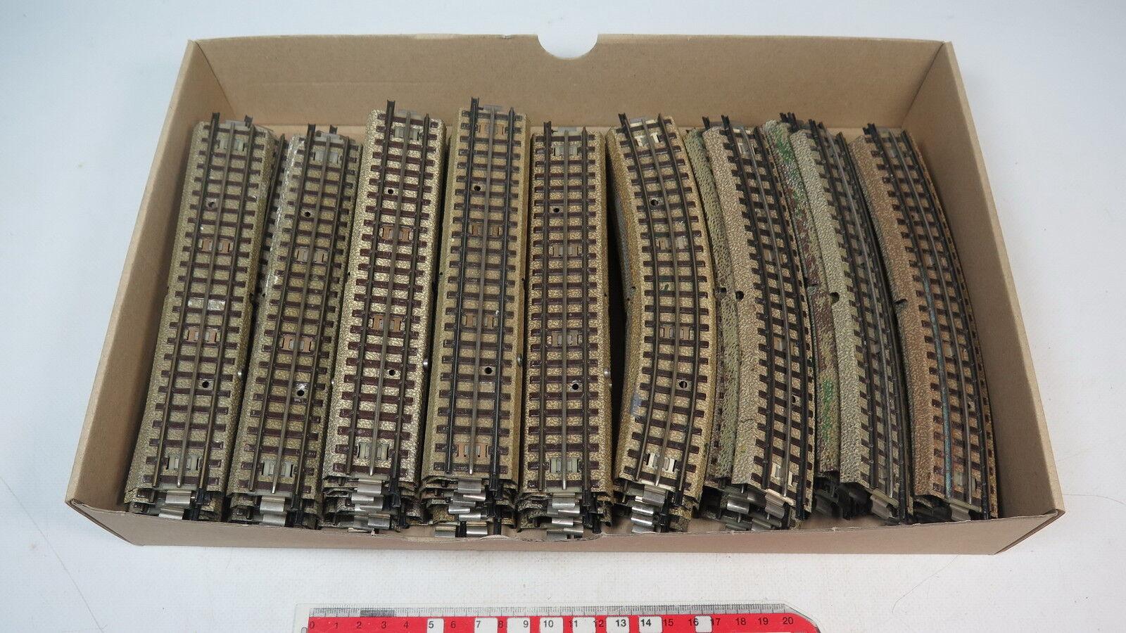 AN114-3 x Märklin H0  00  Ac Piezas de vía M PISTA F. 3600 800 Conductor