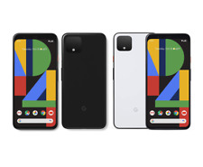Google Pixel 4 - 128gb - Multiple Colors - Factory Unlocked - Brand New!