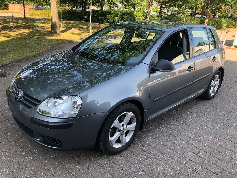 VW Golf V 1,9 TDi 105 Trendline 5d