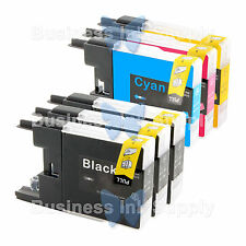 6 PACK LC71 LC75 Compatible Ink Cartirdge for BROTHER Printer MFC-J435W LC75