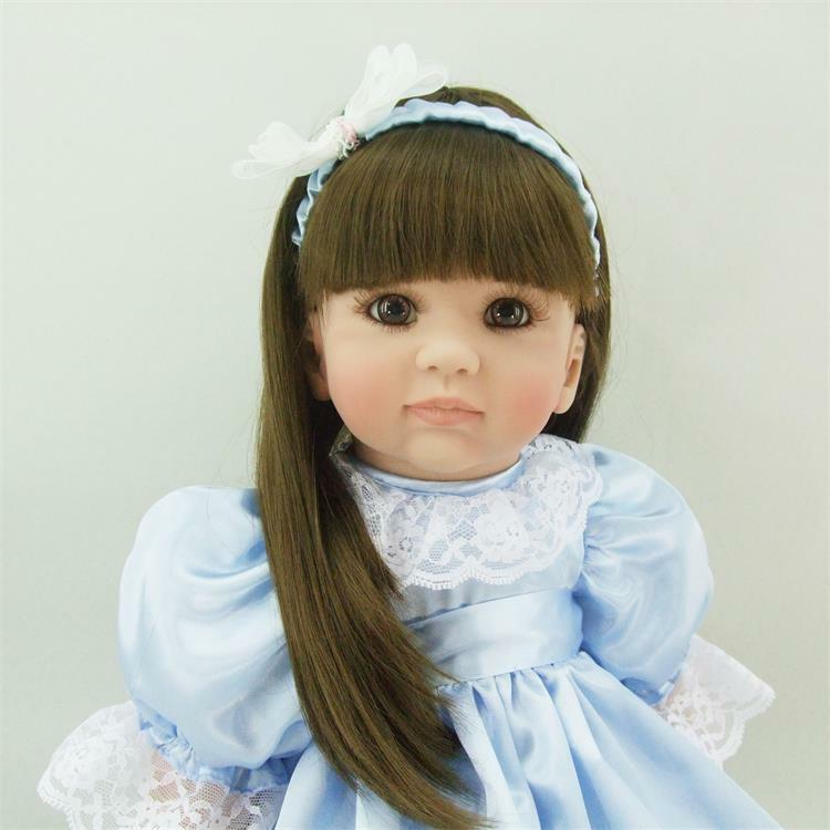 22  Muñeca Bebé Niña Niño Reborn Princesa Tanya likelife bebe diverdeido jugar juguete @