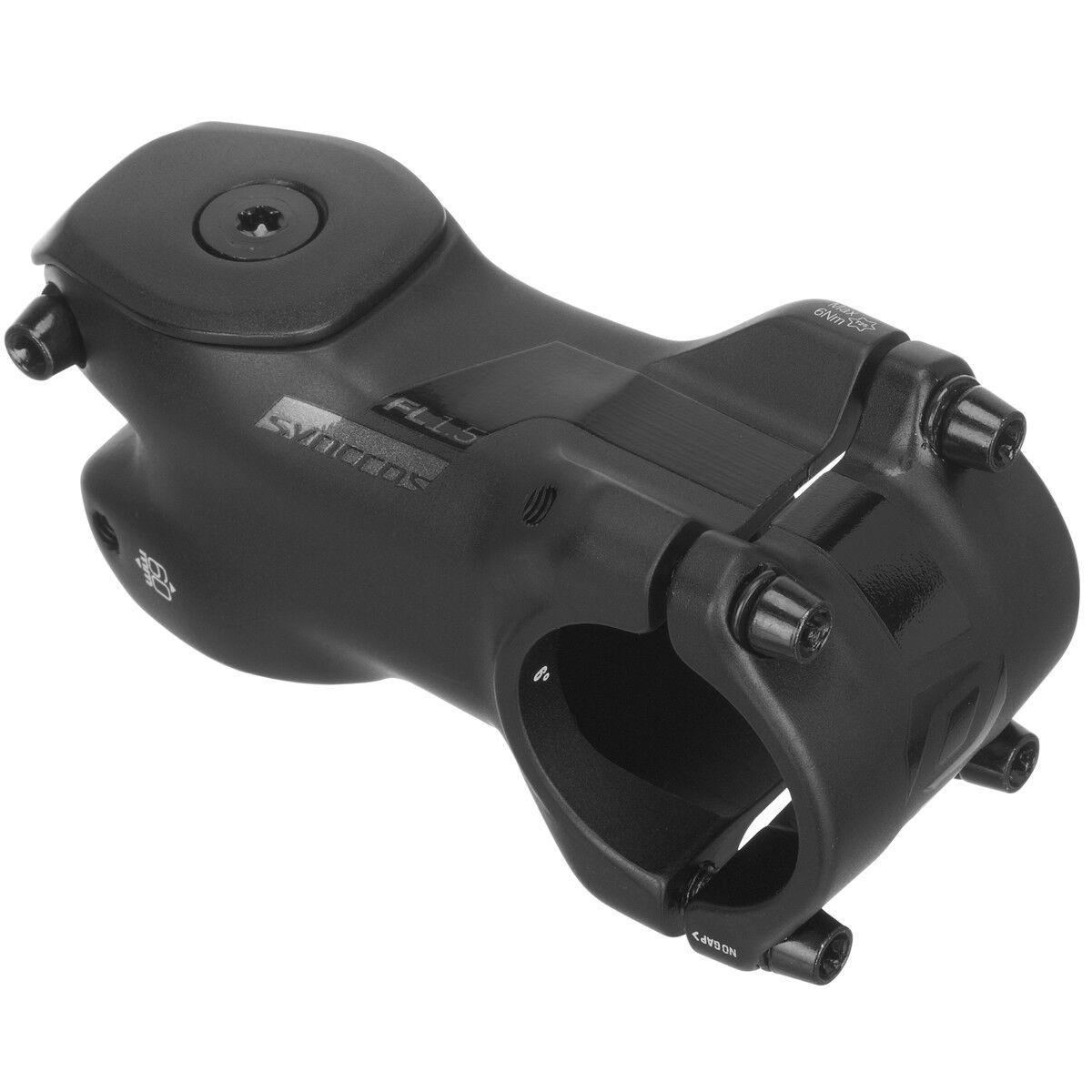 Syncros FL1.5 MTB/Rennrad Fahrrad Vorbau 31.8mm  6 schwarz