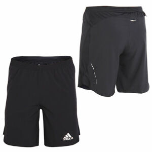 adidas Techfit Powerweb Climacool Compression Short Funktionshose Herren gelb XL