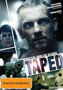 Taped-NEW-DVD-Region-4-Australia