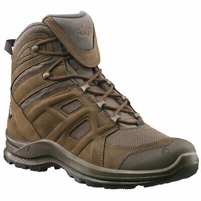 Haix Mens Black Eagle Adventure 2 Gore-Tex Waterproof Walking Hiking Boots Olive