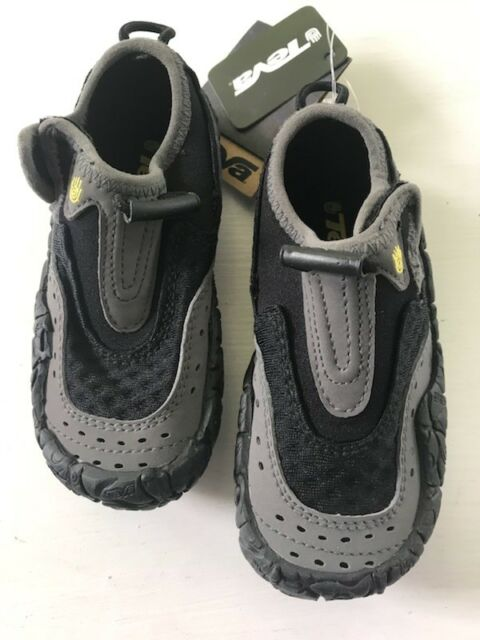 7a24904d4a5e Teva Proton II Water Shoes Little Boys Size 7 Heel to Toe 5 Inches ...