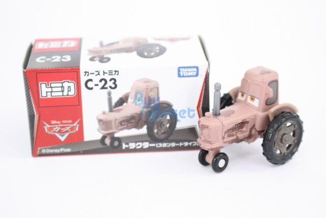 Model/_kits TAKARA TOMY TOMICA DISNEY PIXAR CARS C-23 TRACTORS Box NEW SB