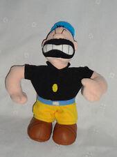 Stuffins Popeye the Sailor Villain  Brutus Plush Soft Toy Stuffed Animal