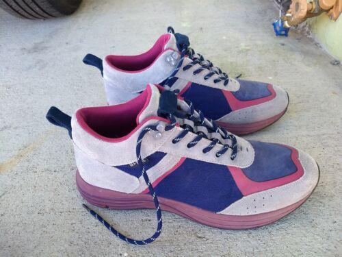 Vibram randonnéeGrisBleuRouge Greats de Taille ShoesMidwood TrailChaussure 13 qSpGLUzVM