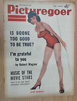 PICTUREGOER FILM MAGAZINE Cover JUNE RAMSAY, 6th April 1957