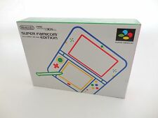 NEW NINTENDO 3DS LL(XL) SUPER FAMICOM EDITION / JAPAN LIMITED  Safe and fast EMS