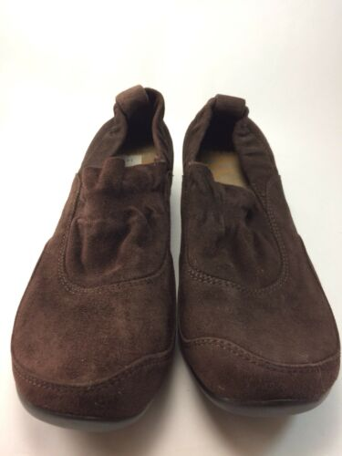 37 Size 6 Eu On Suede Women's Shoes 169 Slip Brown Stretch Dansko FBA4vnx