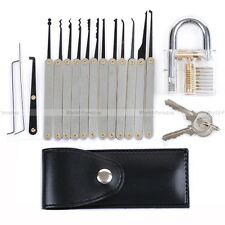 lockpicking lock pick set tools practice padlocks unlocking crochetage serrure