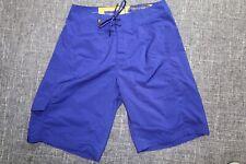 RLX Ralph Lauren CLASSICS1 Board Shorts Men/'s Size 36 NWT $98 Azure Blue ANB