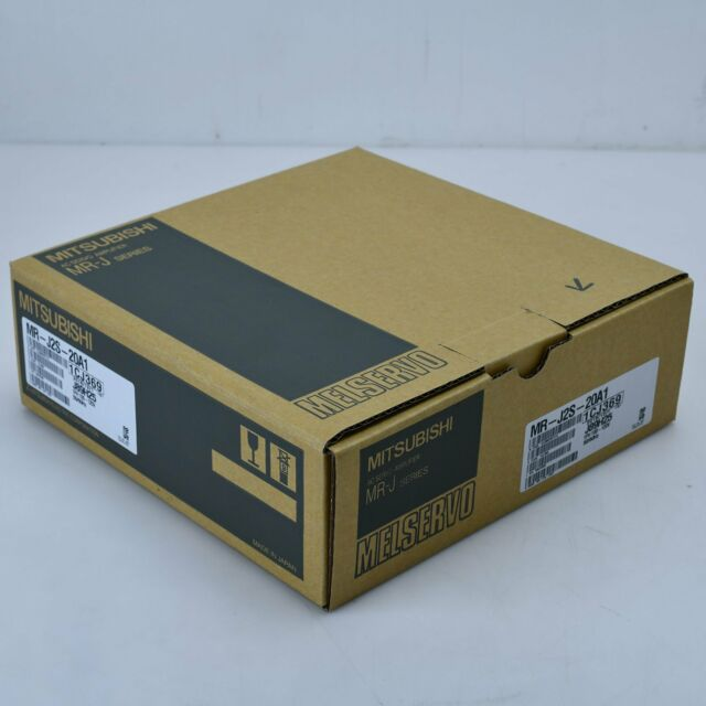 1pc x New In Box Mitsubishi Melservo MR-J2S-20A1